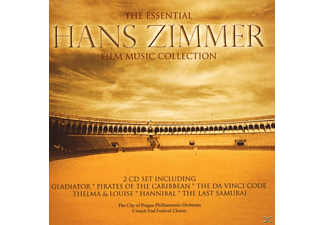 VARIOUS, Ost-original Soundtrack - Hans Zimmer-The Essential Film Music Collection - (CD)