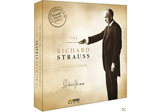 Diverse - The Richard Strauss Collection - (DVD)