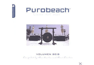 VARIOUS - Purobeach Volumen Seis - (CD)