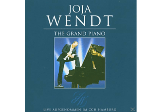 Joja Wendt - The Grand Piano - (CD)