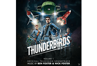 Ost-original Soundtrack Tv - Thunderbirds Are Go Vol.1 [CD]