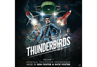 Ost-original Soundtrack Tv - Thunderbirds Are Go Vol.1 - (CD)