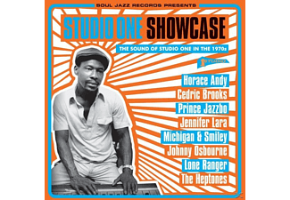 VARIOUS - Studio One Showcase - (CD)