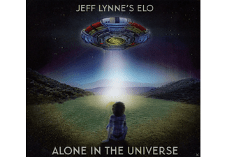 Jeff Lynnes's Electric Light Orchestra - Jeff Lynne's ELO-Alone in the Universe - (CD)