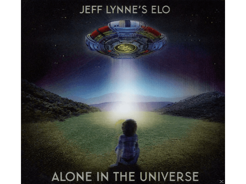 Jeff Lynnes's Electric Light Orchestra - Jeff Lynne's ELO-Alone in the Universe [CD]