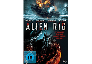 The Rig / Alien Rig - (DVD)
