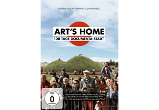 Art's Home - 100 Tage Documenta-Stadt - (DVD)