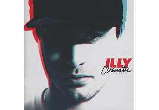 Illy - Cinematic - (CD)