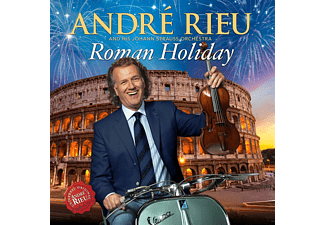 Andre Rieu -  Roman Holiday [CD]