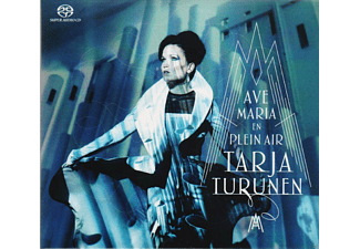 Tarja Turunen - Ave Maria-En Plein Air - (CD)