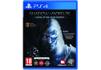 Middle-earth: Shadow of Mordor - Game of the Year Edition (PlayStation 4)