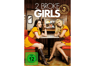 2 Broke Girls - Staffel 3 - (DVD)