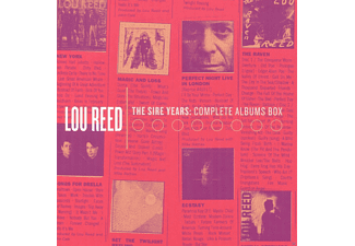 Lou Reed - Sire Years: Complete Album Box - (CD)