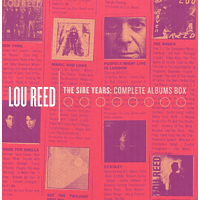 Lou Reed - Sire Years: Complete Album Box [CD]