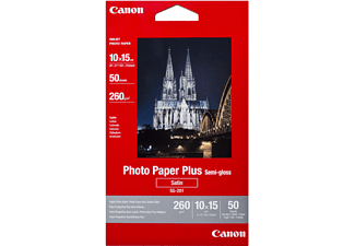 CANON SG-201 Photo Paper Plus 50 feuilles (1686B015)