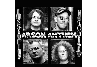 Arson Anthem - Insecurity Notoriety (CD)