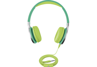 ISY Casque audio On-ear (IHP-1600-GN)