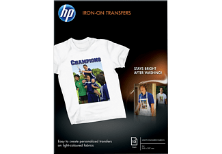HP Transferts Iron-on A4 12 feuilles (C6050A)