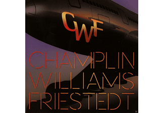 Champlin Williams Friestedt - Cwf - (CD)