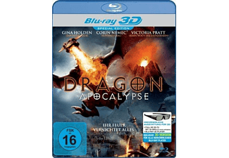 Dragon Apocalypse - (3D Blu-ray)