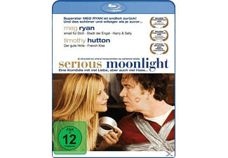 Serious Moonlight [Blu-ray]