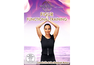 Figur Functional Training - Schlank & fit mit dem Bodyweight Workout [DVD]