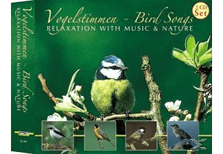 VARIOUS - Birdsongs - Entspannung & Musik - (CD)