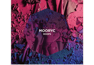 Mooryc - Roofs - (CD)