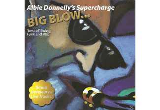 Albie Donnellys Supercharge - Big Blow - (CD)