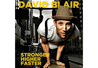 David Blair - Stronger, Higher, Faster - (CD)