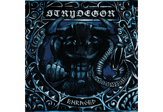 Strydegor - Enraged - (CD)