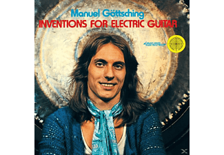 Manuel Göttsching - INVENTIONS FOR ELECTRIC GUITAR (180G/REMASTERED) - (Vinyl)
