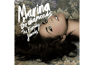 Marina And The Diamonds - The Family Jewels - (Vinyl)