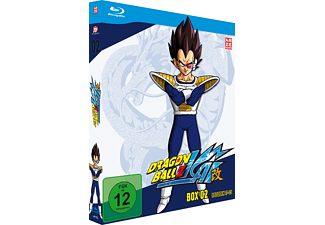 Dragonball Z Kai - Box 2 - (Blu-ray)
