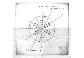 Six Organs Of Admittance - Hexadic Ii - (Vinyl)
