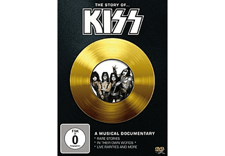 Kiss - The Story Of - Kiss - (DVD)