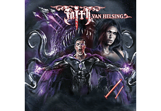 Faith-The Van Helsing Chronicl - Faith- The Van Helsing Chronicles 49: Das Erwachen der Finsternis - (CD)