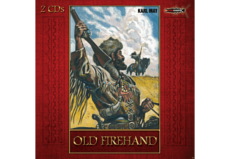 Karl May: Old Firehand - 2 CD - Abenteuer