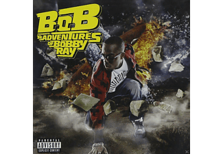 B.o.B - B.O.B Pres.The Adventures Of Bobby Ray - (CD)