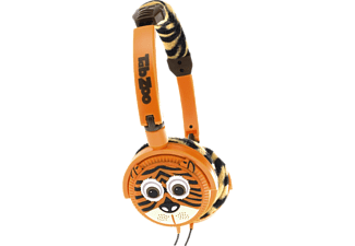 TABZOO Casque audio On-ear Tiger Kids (139334)