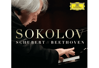 Sokolov Grigory - Sokolov: Schubert/Beethoven - (CD)