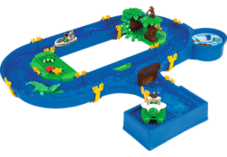BIG 800055134 Waterplay Jungle Adventure Blau