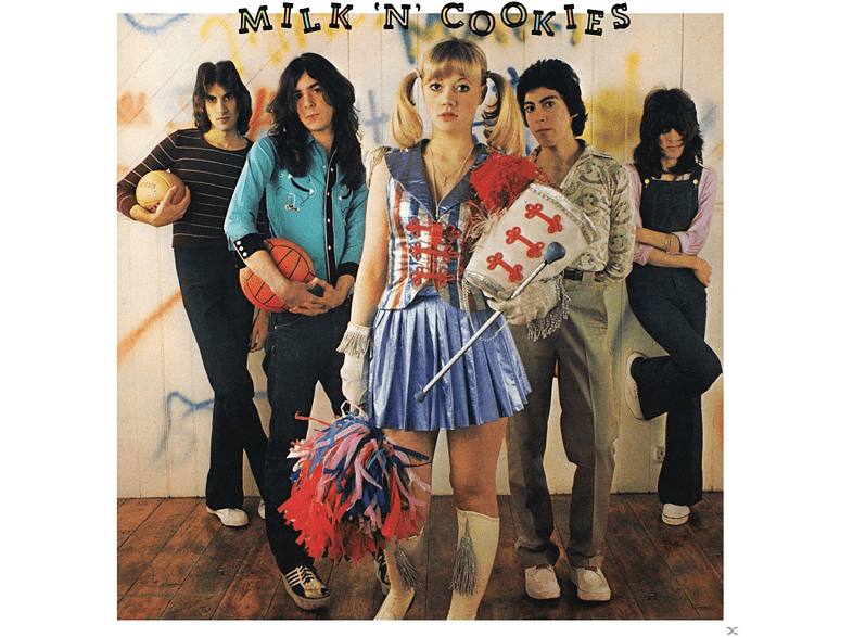Milk'n'cookies - Milk 'n' Cookies (Box Set Reissue) [CD]