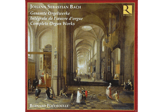 Bernard Foccroulle - Bach: Complete Organ Works - (CD)