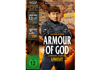 Jackie Chan-Armour of God Box - (DVD)
