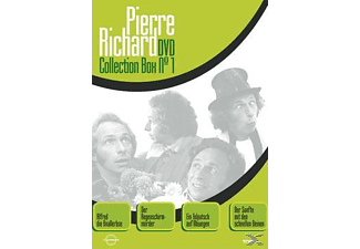 Pierre Richard DVD Collection Box No 1 - (DVD)
