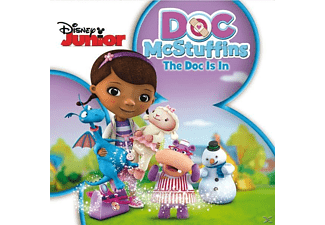 OST/VARIOUS - Doc Mcstuffins: The Doc Is In - (CD)
