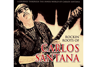 Carlos Santana - ROCKIN ROOTS OF CARLOS SANTANA [CD]
