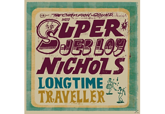 Jeb Loy Nichols - LONG TIME TRAVELLER (EXPANDED EDITION) [CD]