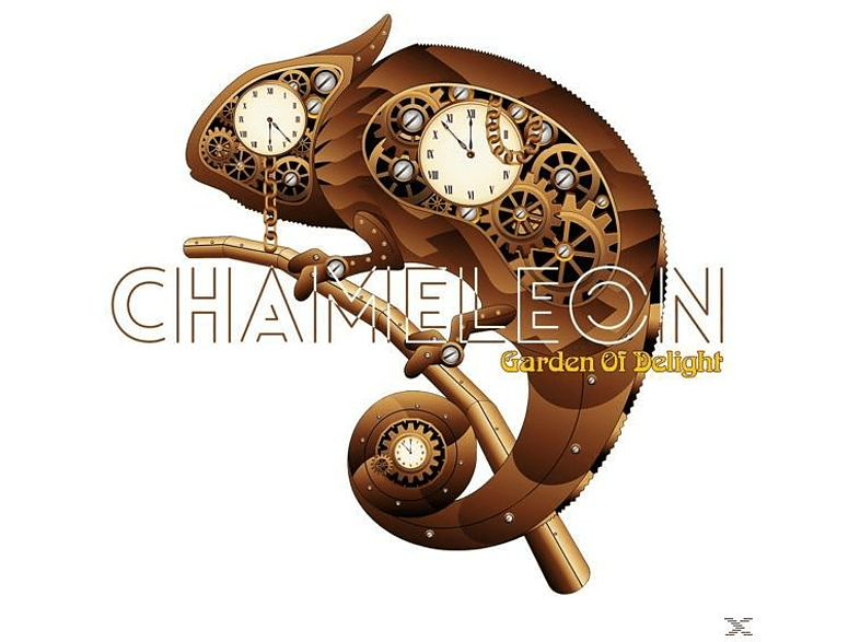 Garden Of Delight - Chameleon [CD]